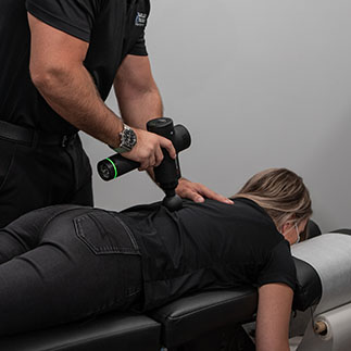 Chiropractic Burnsville MN Low Back Instrument