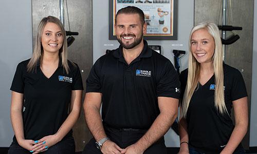 Chiropractor Burnsville MN Jeff Plaster with Team